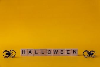 Fundo do conceito de Halloween