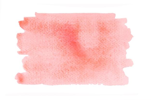 Fundo do curso da textura da cor do pincel de pintura abstrata.