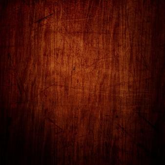 Fundo do estilo de grunge com uma textura de madeira