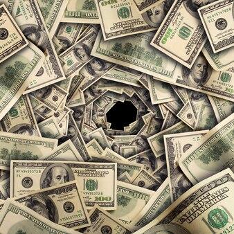 Fundo do túnel financeiro