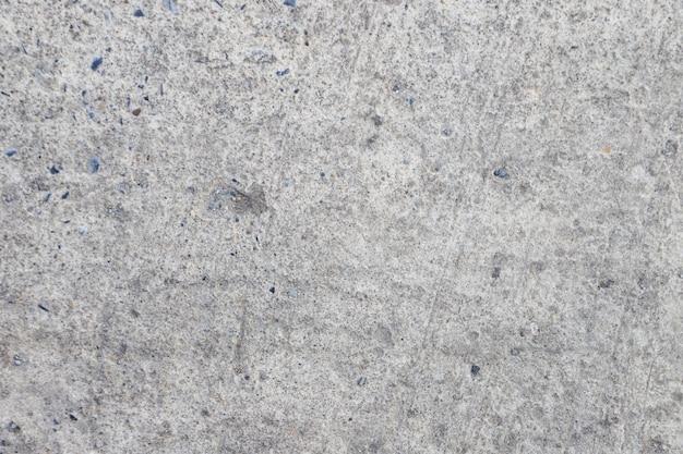Fundo e textura abstrata de concreto da estrada, superfície de queda no solo