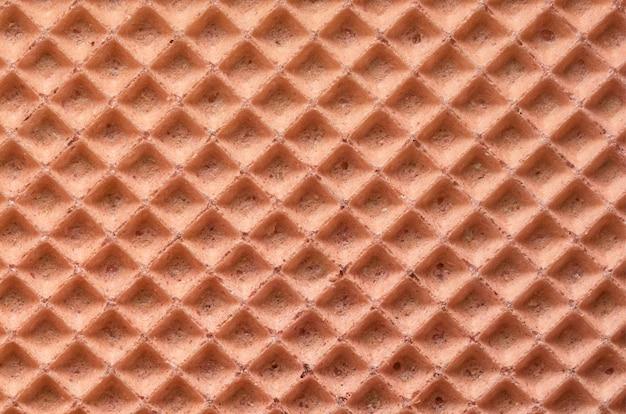 Fundo e textura da superfície da bolacha confeitaria rosa