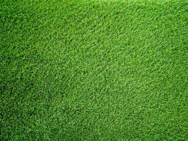 Fundo e textura de grama artificial