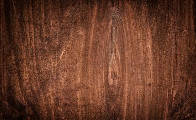 Fundo e textura de material de madeira de teca para vintage