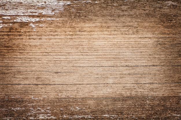 Fundo em branco antigo de madeira
