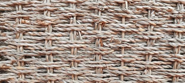Fundo em forma de tecelagem