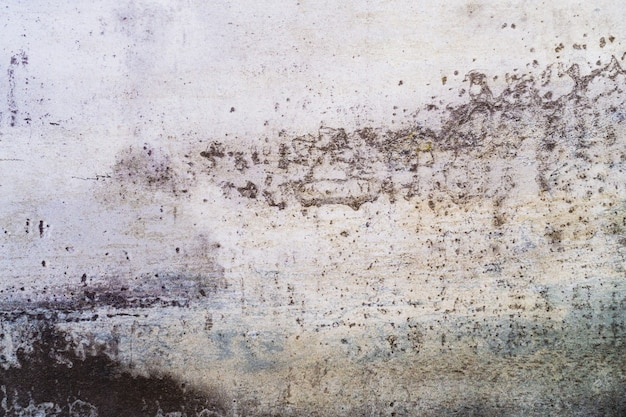Fundo enferrujado da superfície da parede do cimento do grunge.