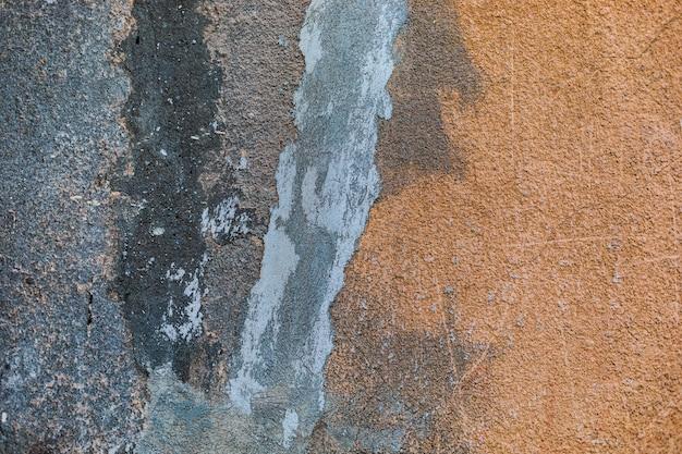 Fundo envelhecido da parede da rua, textura.
