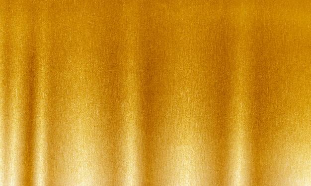 Fundo escovado metal ouro