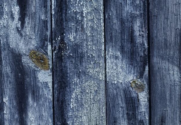 Fundo escuro de madeira velho.