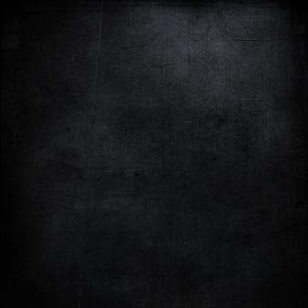 Fundo escuro de textura estilo grunge com arranhões e manchas