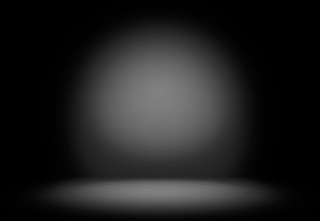 Fundo escuro do estúdio