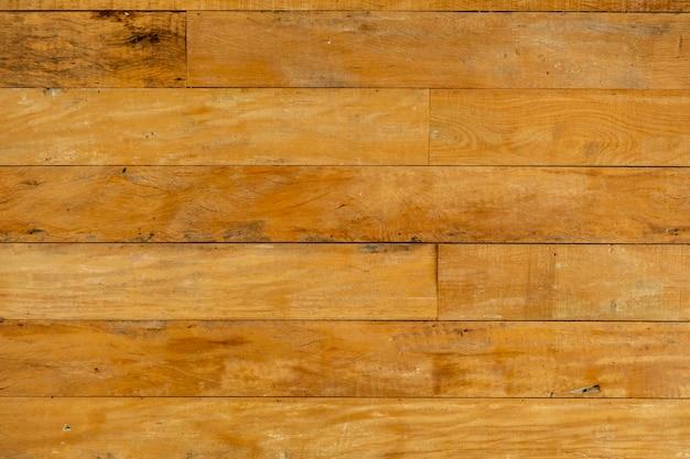 Fundo feito com estrutura de madeira.