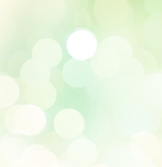 Fundo festivo abstrato com luzes desfocadas