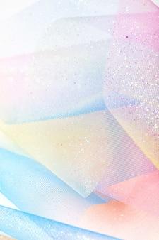 Fundo festivo em cores pastel do arco-íris. festa do unicórnio.
