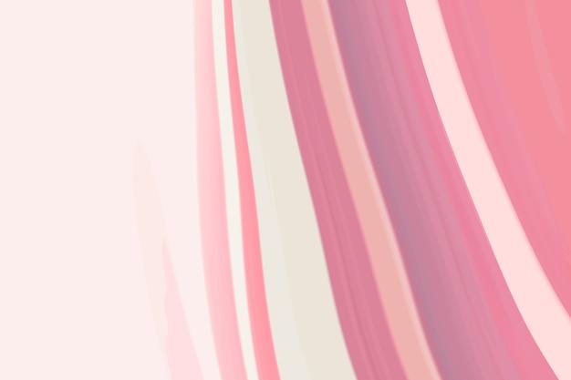 Fundo fluido vermelho e rosa