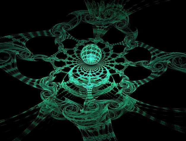 Fundo fractal