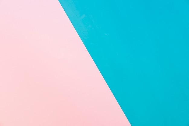 Fundo geométrico em duas cores