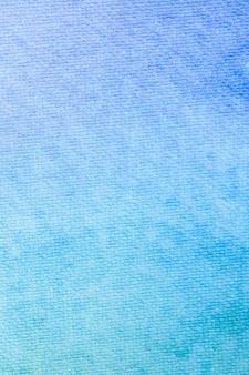 Fundo gradiente azul aquarela.