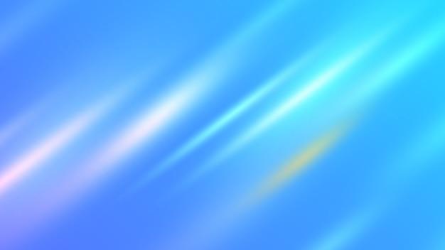 Fundo gradiente azul com luz diagonal
