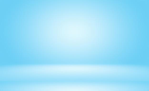 Fundo gradiente de luxo abstrato azul