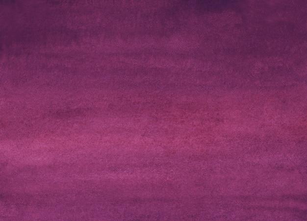 Fundo gradiente em aquarela rosa profundo