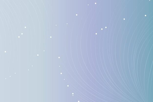 Fundo gradiente futurista com linhas de partícula