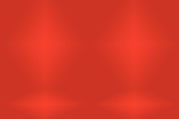 Fundo gradiente vermelho abstrato