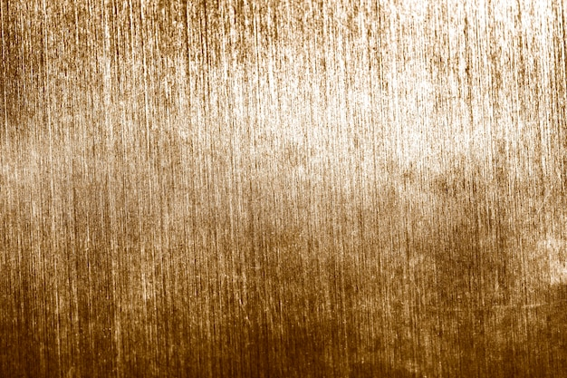 Fundo grunge com textura dourada desbotada