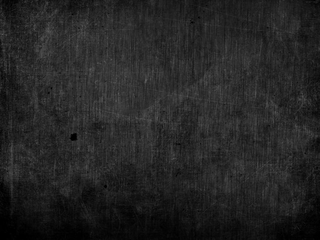 Fundo grunge escuro com arranhões e manchas