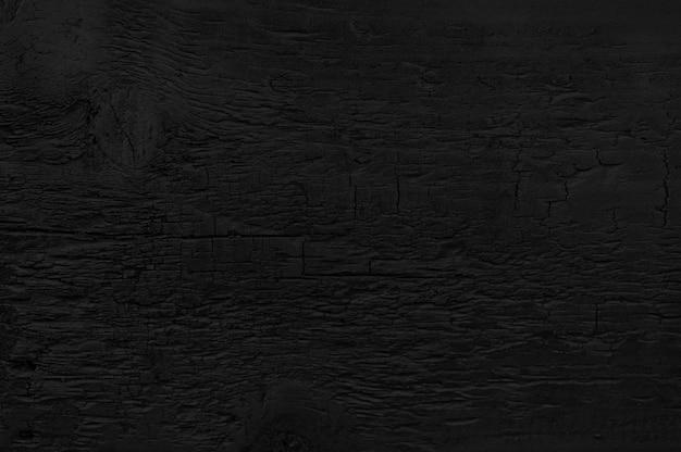 Fundo grunge textura de madeira queimada.