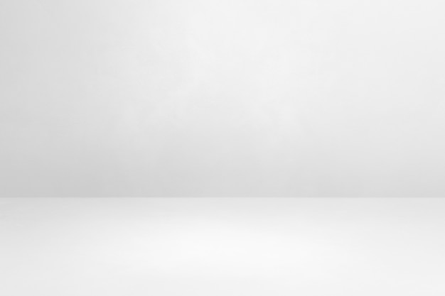 Fundo interior de concreto branco. cena de modelo vazio