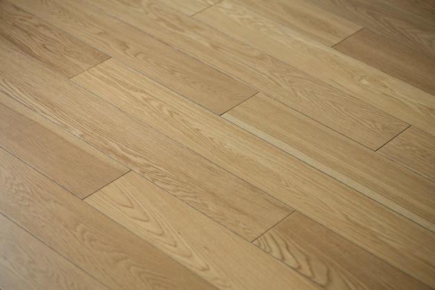 Fundo laminado laminado de madeira e tábuas de parquete para piso em design de interiores
