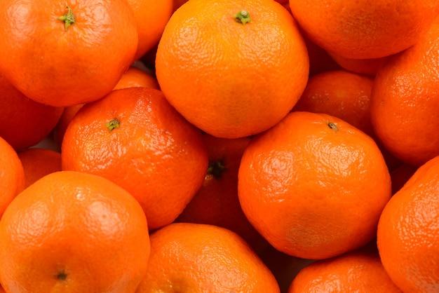 Fundo laranja mandarim.