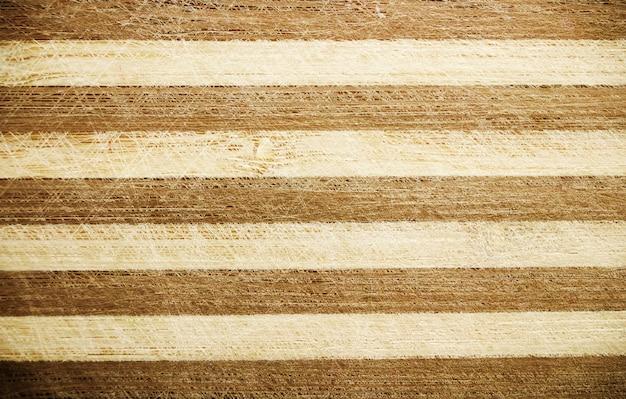 Fundo listrado marrom de madeira