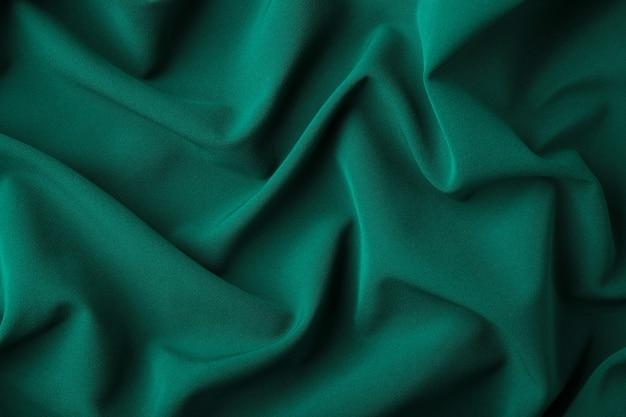 Fundo luxuoso de cetim verde