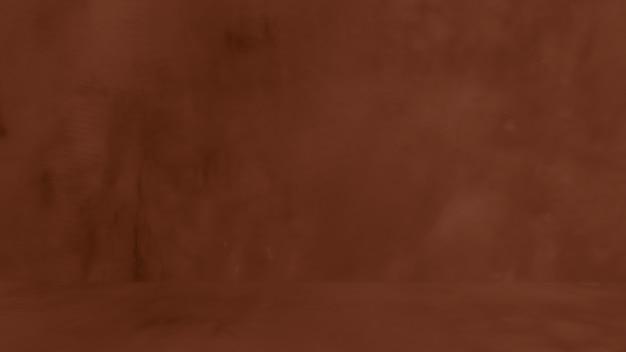 Fundo marrom sujo de cimento natural ou textura de pedra velha como uma parede de padrão retro.