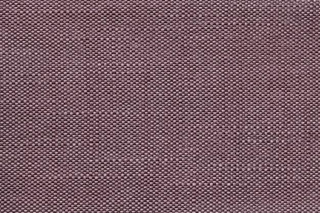 Fundo marrom têxtil com padrão quadriculada