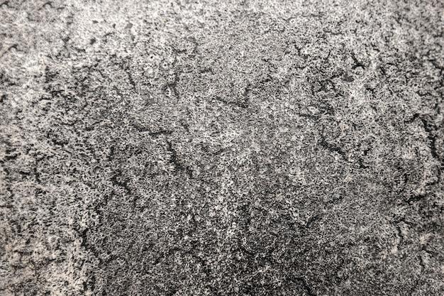 Fundo metálico cinza granulado