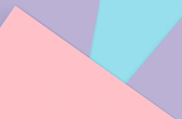 Fundo multicolor de um cartão de cores diferentes