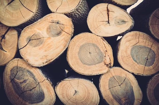 Fundo natural de madeira.