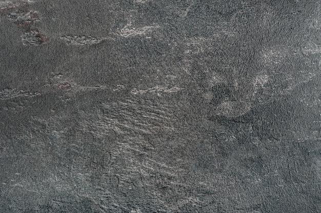 Fundo ou textura de ardósia preta cinza escuro