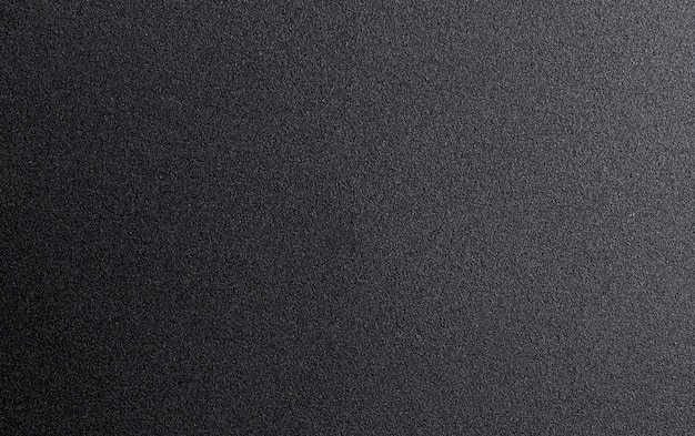 Fundo ou textura de metal preto
