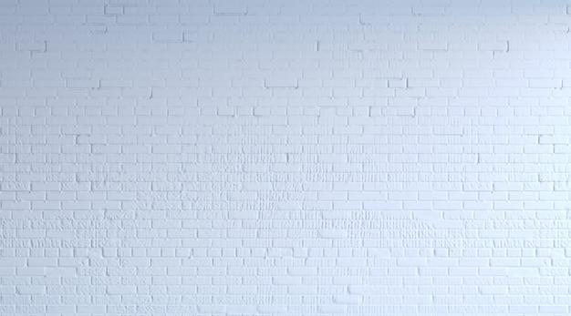 Fundo parede antigo azul pintado tijolo