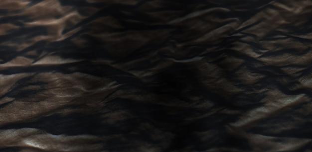 Fundo pintado à mão com textura de cor preta foto grátis