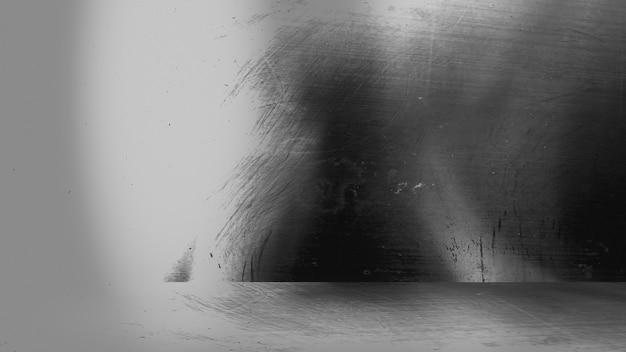 Fundo preto antigo. textura de grunge escuro quadro negro lousa concreto. Foto Premium