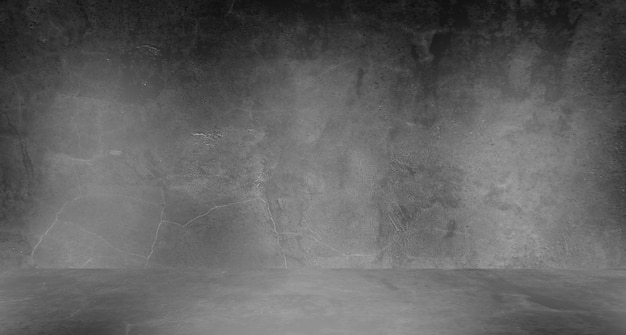 Fundo preto antigo. textura do grunge. papel de parede escuro. blackboard chalkboard betão