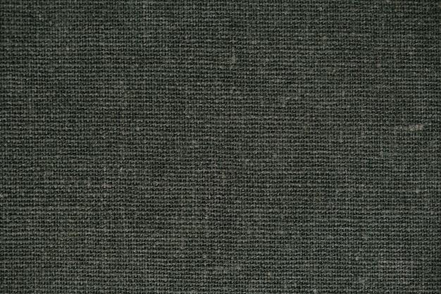 Fundo preto de lã