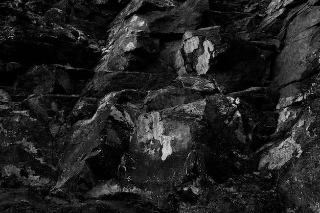 Fundo preto do close up da textura do carvão vegetal papel de parede natural da cor preta e cinza
