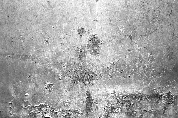Fundo preto e branco abstrato da textura da superfície do grunge.